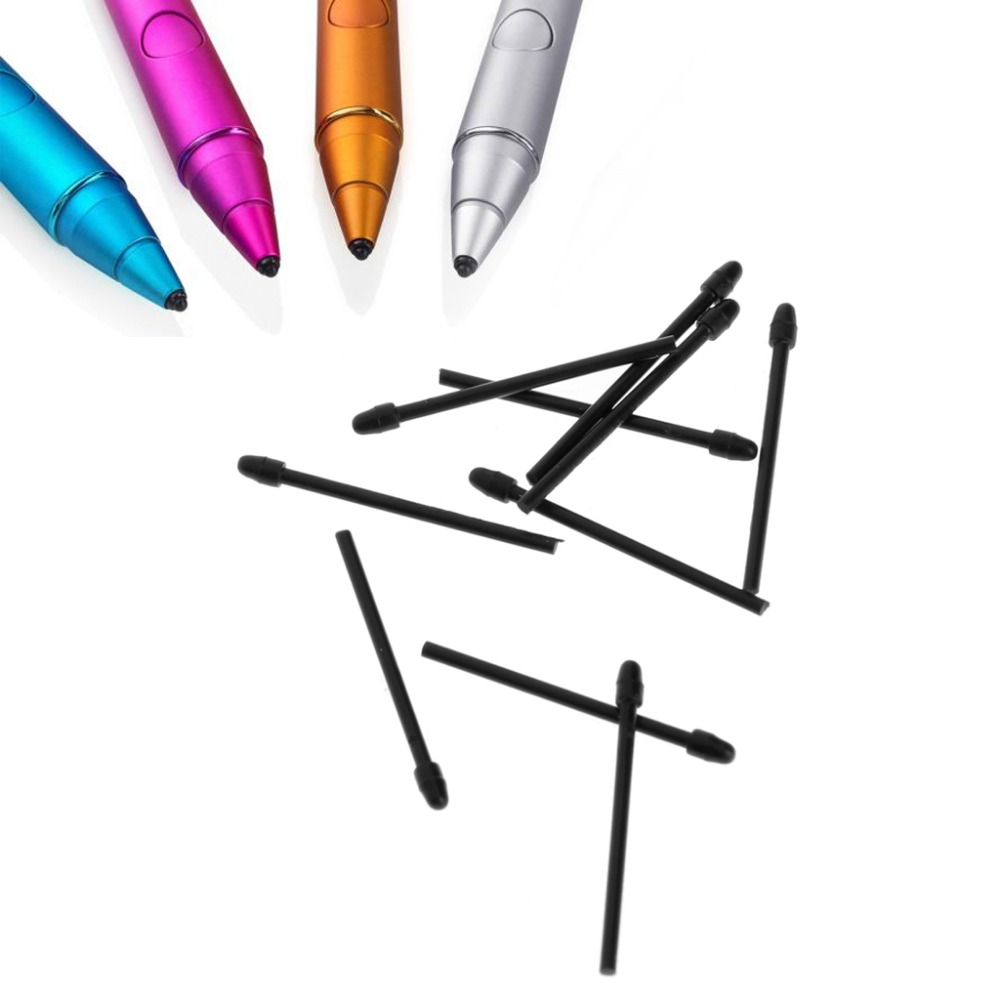 10Pcs Graphic Drawing Pad Pen Nibs Replacement Stylus for Intuos 860/660 Cintiq 3