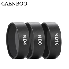 Камера воздушного дрона CAENBOO Mavic, фильтр для фильтров ND 4 8 16, защита кругового фильтра, фильтр нейтральной плотности для DJI Mavic, аксессуары для воздуха