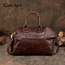 Female Arrival Leather Crossbody