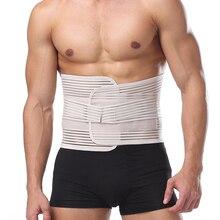 Lower Back Posure Corrector Men Women Breathable Waist Support Adult Orthopedic support Belt Lumber Braces