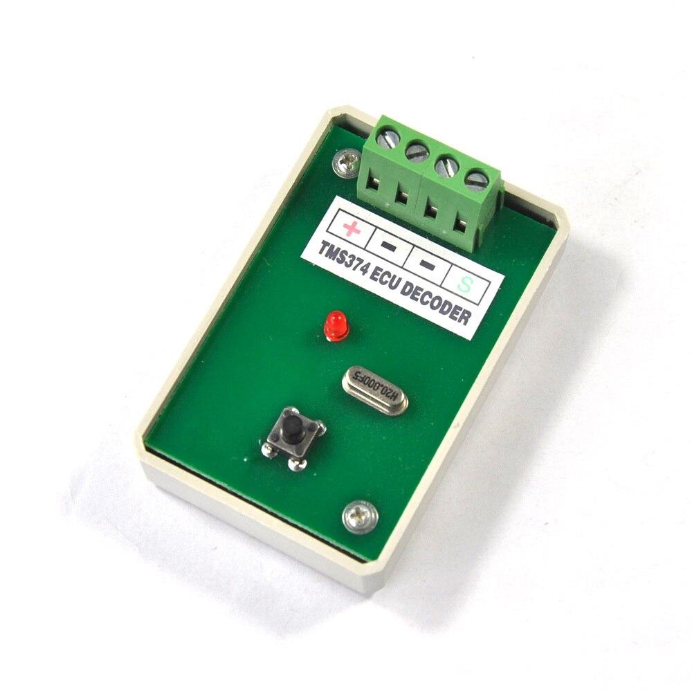 TMS374 ECU Decoder Frequency Sweeper for renault Peugeot Citroen Hyundai  Kia Immo Killer Matiz IMMO Immobiliser killer