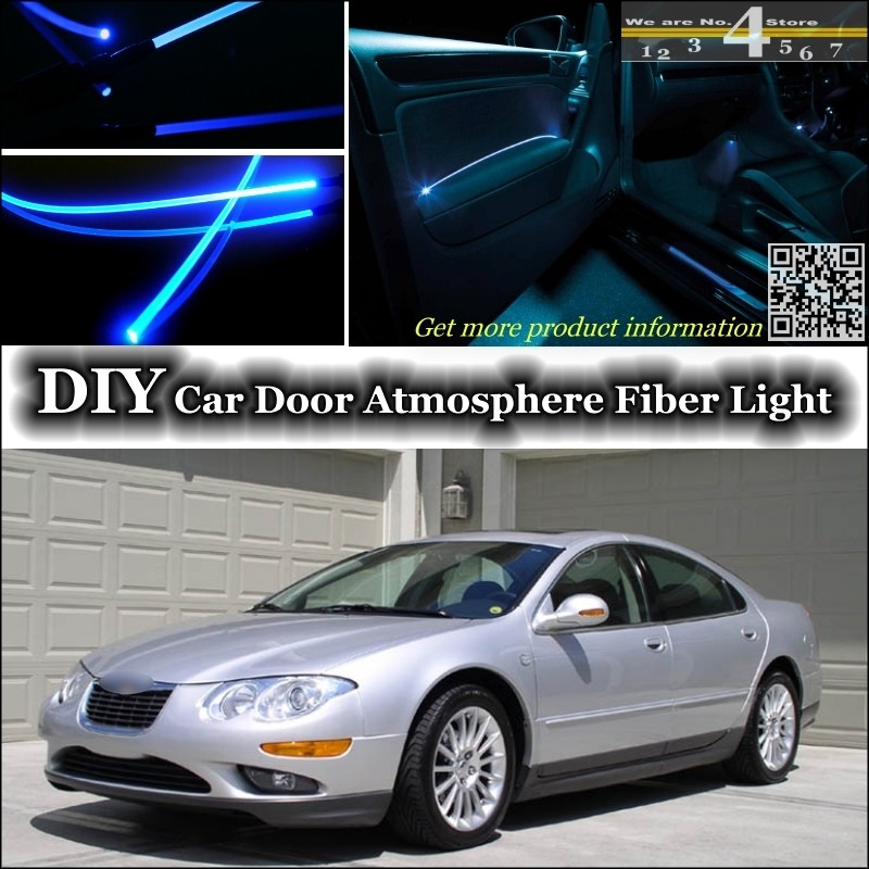 For Chrysler 300M 1998~2004 Interior Ambient Light Tuning
