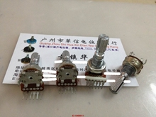 1 шт./лот lab FC280 RK1212G двойной вертикальный потенциометр B503 B50K длина ручки 20 мм Цветы