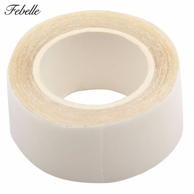 Unique 5 Meters Double Sided Adhesive Safe Body Tape Clothing Clear Lingerie Bra Strip Medical Waterproof