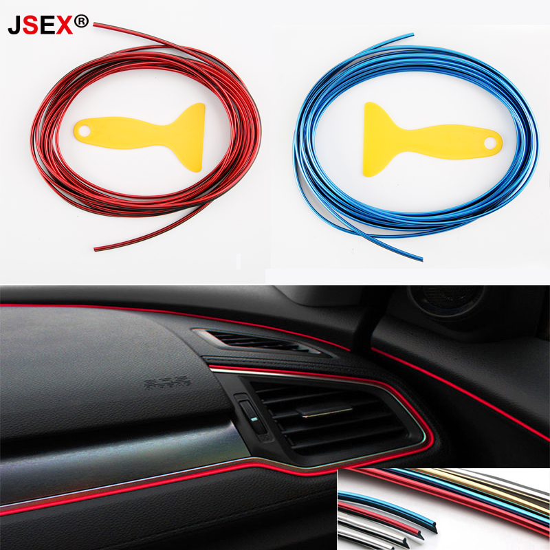 Window Door Edge Anti-Rub Bumper Strip Sticker Cover For Protective Car Styling