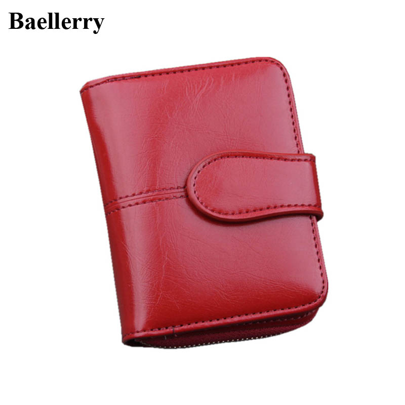 Luxury Brand Leather Wallets Women Wallet Korean Style Hasp Short Zipper Coin Purses Money Bag Card Holder Clutch Wallets Female casual weaving design card holder handbag hasp wallet for women