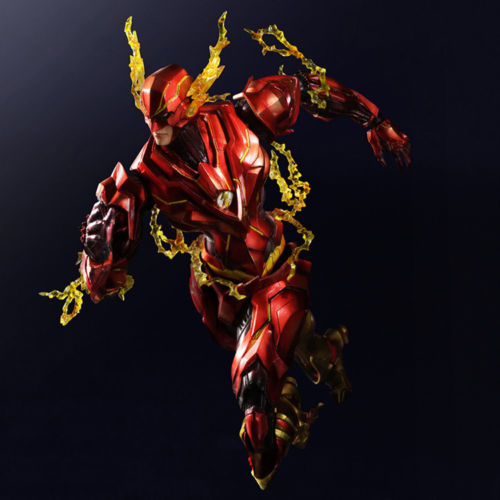 Play Arts Kai Variant DC Comics The Flash Action Figure Toy Doll Model Statue Anime Figure Collectible Model Toy the flash funko pop the flash pvc action figure collectible model toy christmas gift