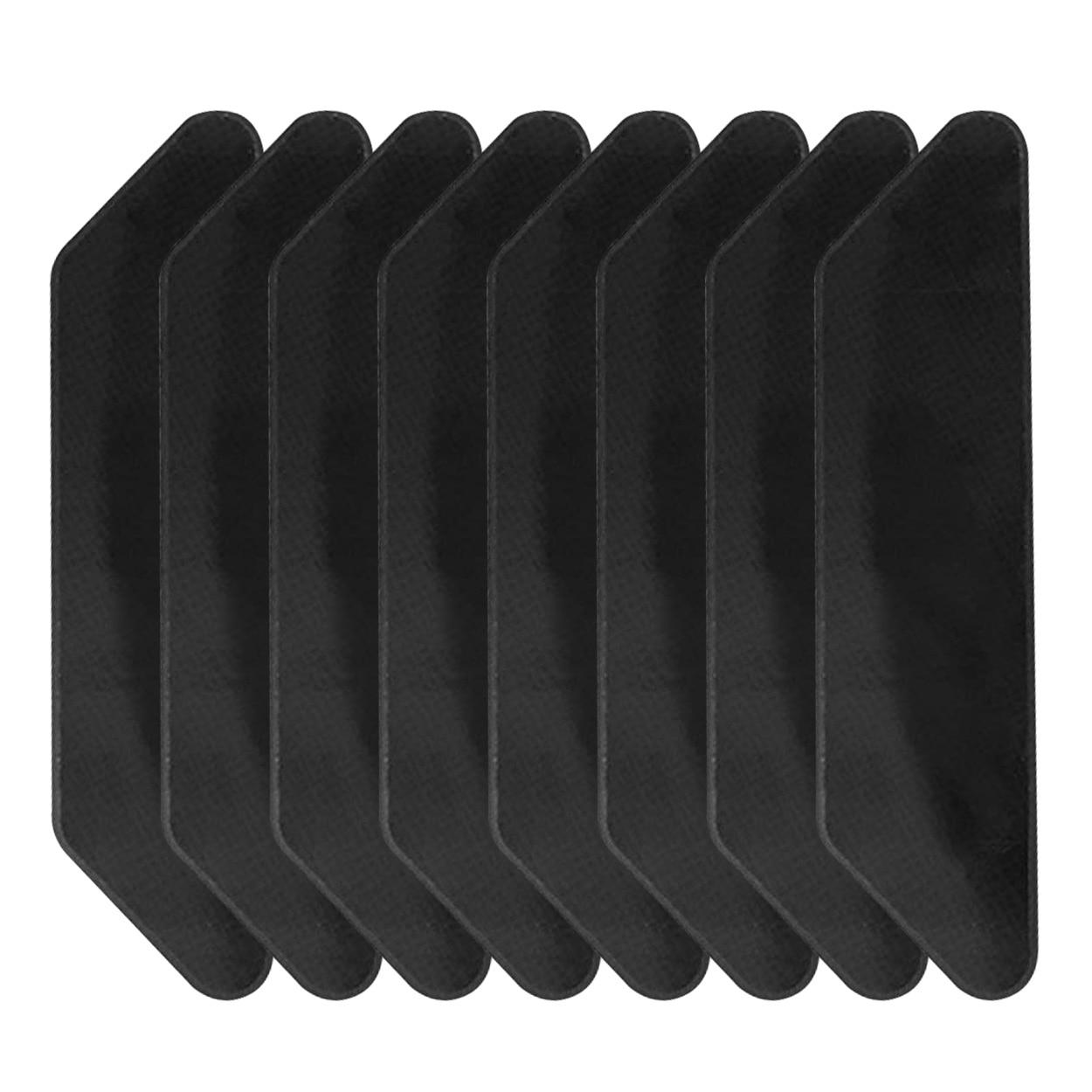 8Pcs/Set Reusable Rug Sticker Carpet Pad Grip Floor Anti Skid Tape MDJ998