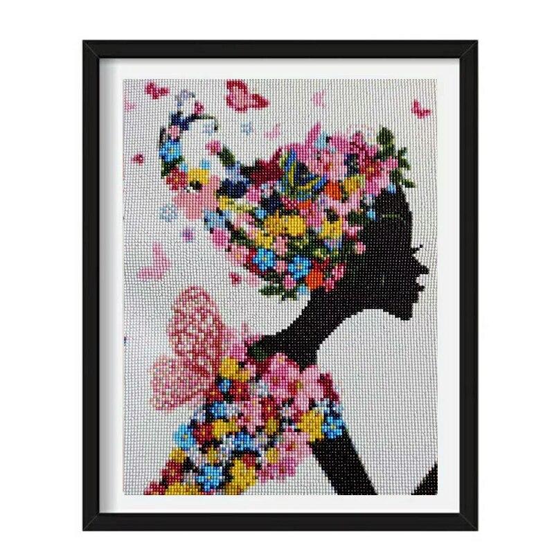 Софи Красота Главная Diy 5D алмаз мультфильм принцессы партнер Смола Вышивка крестом 3D Diamond Швейные мозаика дома стены Стикеры Decorat