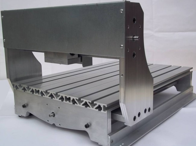 F DIY CNC Frame cnc 6040z with ball screw, cnc engraving machine part