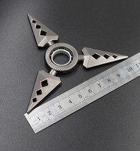 Shuriken Fidget Spinner Toy
