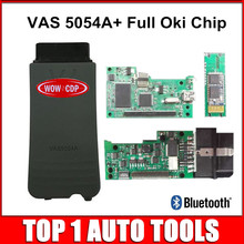 DHL Freeshipping VAS5054 Bluetooth with OKI Chip ODIS 3.0.3 Software VAS 5054A 5054 Auto diagnostic tool for Aud VW Skoda Seat