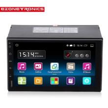 2Din Android 5.1 автомобильный радиоприемник стерео 7 дюймов емкостный Сенсорный экран Высокое разрешение 1024×600 gps-навигация Bluetooth USB SD плеер