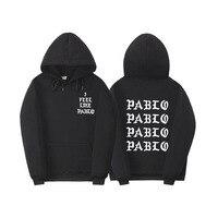 Fear Of God Paul S Life Kanye West Pablo Hoodie Men Hip Hop Tracksuit Sweatshirts Pull