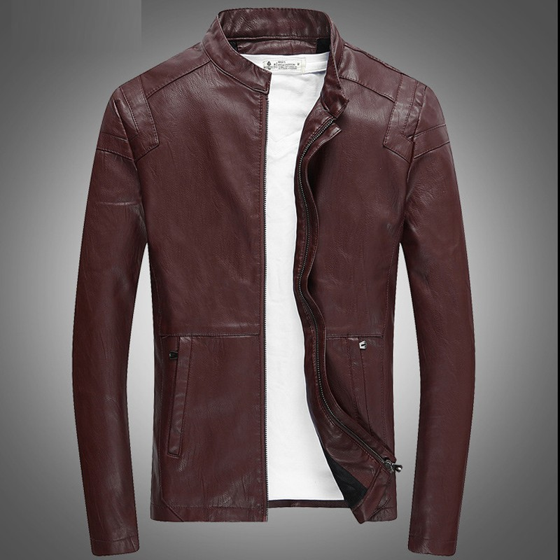 FRONT  LEATHER MAN
