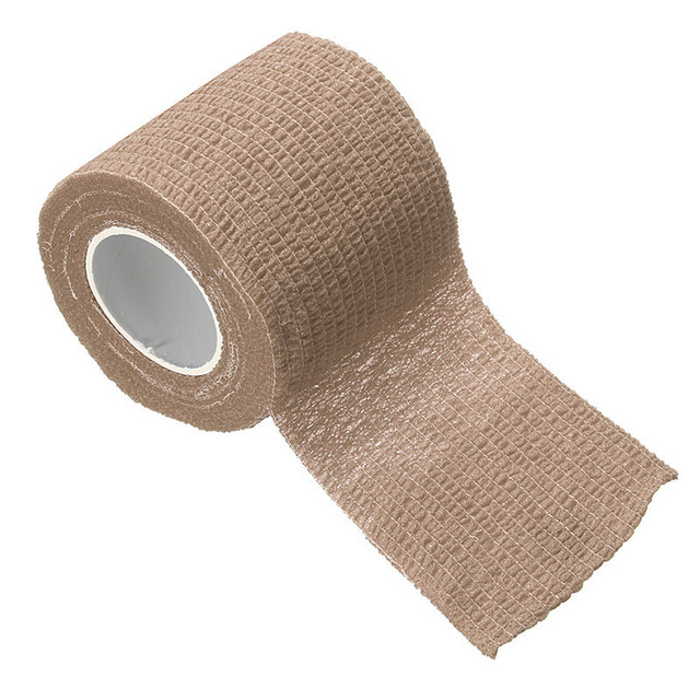 2.5cm*5m Self-Adhesive Elastic Bandage 6