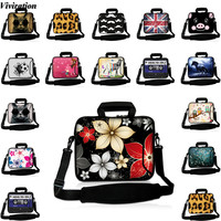 Viviration Casual Shoulder Computer Bag 10 12 13 14 15 17 10 8 Messenger Laptop Bag