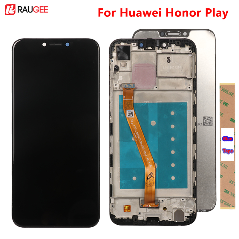 For Huawei Honor Play Lcd Display +Touch Screen Test Good Digitizer Assembly Replacement Screen For Huawei Honor Play 6.3 Inch For Huawei Honor Play Lcd Display +Touch Screen Test Good Digitizer Assembly Replacement Screen For Huawei Honor Play 6.3 Inch