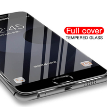 9D Tempered Glass For Samsung Galaxy A7 2018 A9 A6 Plus A8 M10 M20 M30 Screen Protector On A 6 7 8 9 M 10 Protective