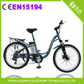 48v Electric Bike City bike 7 speed Bicycle