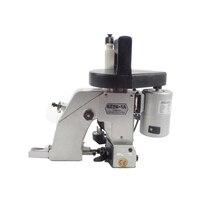 Портативная швейная машина для пакетов  1 шт.  220 В 110 В  GK26-1A  одна игла  цепи из нити