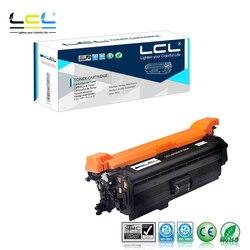 LCL 652A CF320A (1 Pack czarny) kaseta z tonerem kompatybilny do HP Color drukarka LaserJet Enterprise M680 w Kasety z tonerem od Komputer i biuro na