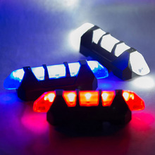 Bicycle LED tail light super bright portable