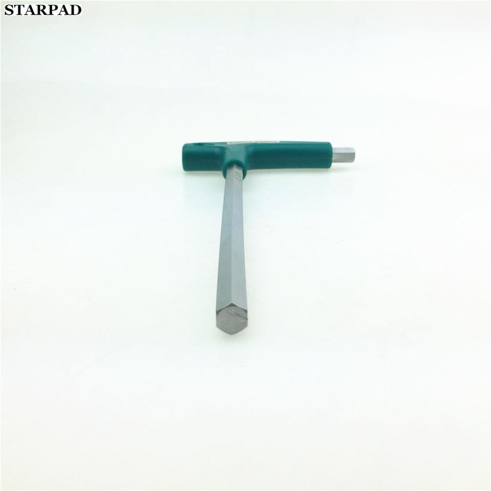 Image 3 - T Handle Grip / Allen Key Screwdriver Driver Tool T10/T15/T20/T25/T30/T40 1.5mm/2.0mm 2.5mm 3mm 4mm 5mm 6mm 8mm 10mm ,1pcs