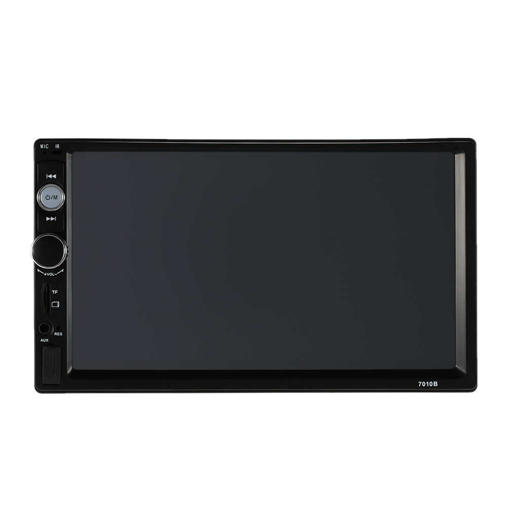 BYNCG Autoradio 2 Din วิทยุรถคู่ MP5 Touch หน้าจอ FM USB AUX บลูทูธด้านหลังดูกล้อง 13 รุ่นเลือก