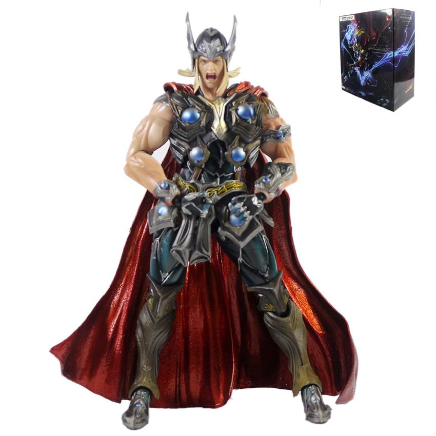 Square Enix Movie Universe: Variant Play Arts Kai Thor Action Figure PAK001042
