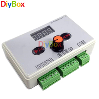 Reversible Stepper Speed Controller DC Voltage Regulator Pulse Signal Controller Stepping Led