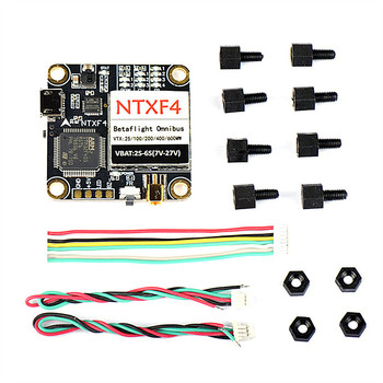 NTXF4 F4 Flight Controller OSD Integrated 5.8G 48CH PIT/25/100/200/400/600mW VTX 5V BEC For RC Models Racing Drone цена 2017