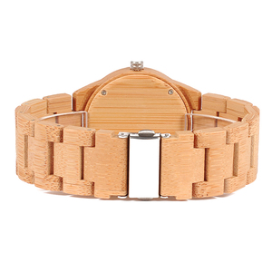 Image 5 - BOBO BIRD montres à Quartz en bois de bambou, avec cadran avec tête de cerf, personnalisé, cadeau danniversaire