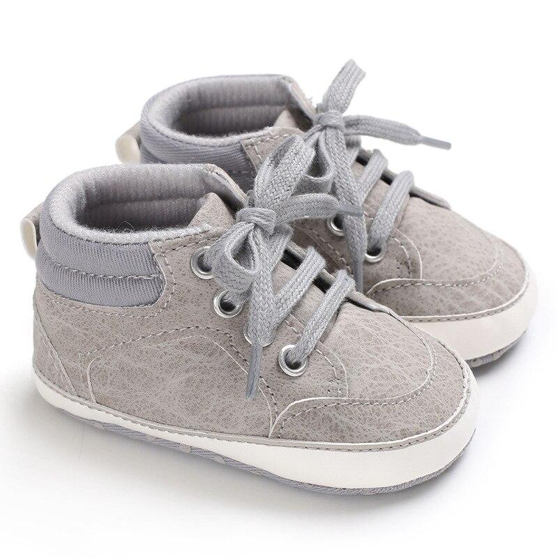 Shoes Newborn Baby Footwear Soft-Sole Sneaker First-Walker Infant Baby-Boy-Girl Cotton