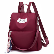 New Backpack Women Oxford Bagpack Casual Anti Theft Backpack for Teenager Girls Schoolbag 2019 Sac A Dos mochila mujer antonio fusco пиджак
