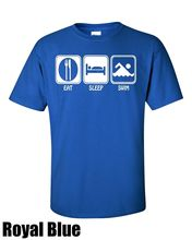 Eat. Sleep.  T Shirt All col and Sizes Cotton New Shirts Funny Tops Tee Unisex 2018 Arrival MenS Fashion