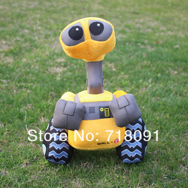 Stuffed Soft Plush Toy WALL-E,24 Inches,1PC