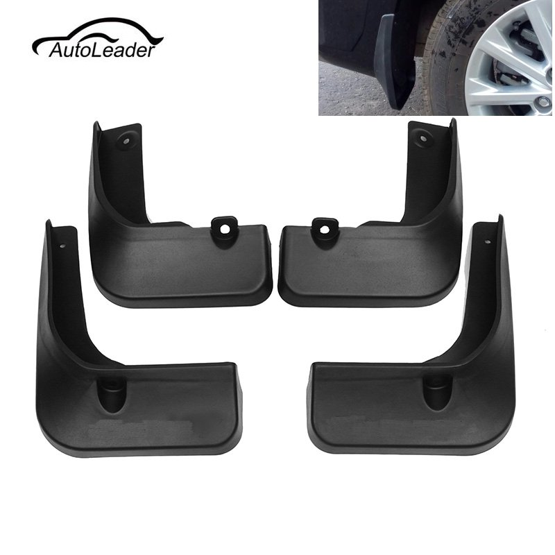 4Pcs Car Front Rear Mud Flap Mudguards for Toyota Camry 2015 2016 2017 Splash Guard