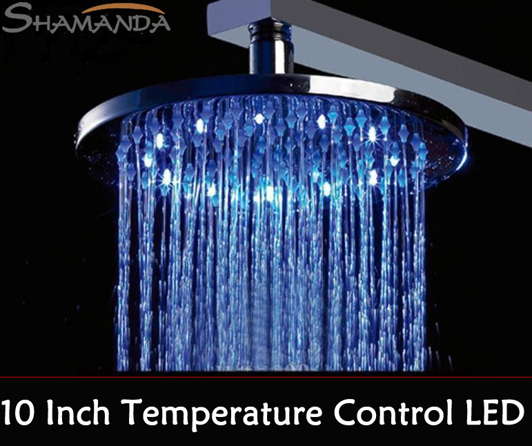 Special Offer Limited Free Shipping 10 Inch Led Shower Head with ...