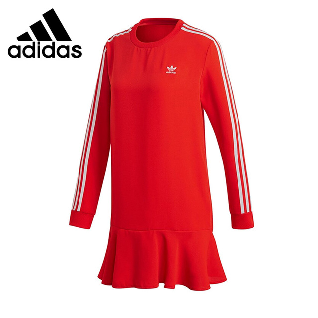 Original New Arrival Adidas Originals Women's Dress Sportswear
