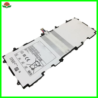 ISUN 2pcs Lot Original Quality 7000mA Replacement Battery SP3676B1A For Samsung Galaxy Tab Note 10 1