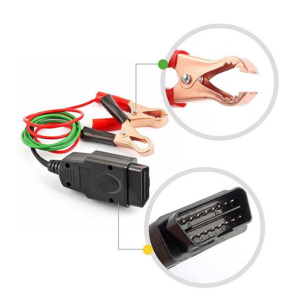 Universal OBD2 Automotive Battery Replacement Tool Car ECU MEMORY Saver Tool A23