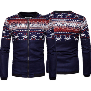 New Spring Autumn Casual Solid Fashion Slim Men Bomber Jacket Male Baseball Men's Windbreaker Jackets Coat Men's Jacket