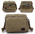 2015 Hot High Quality Multifunctional Canvas Men's Travel Bags Casual IPAD package Bag Vintage Large Capacity Men messenger bags