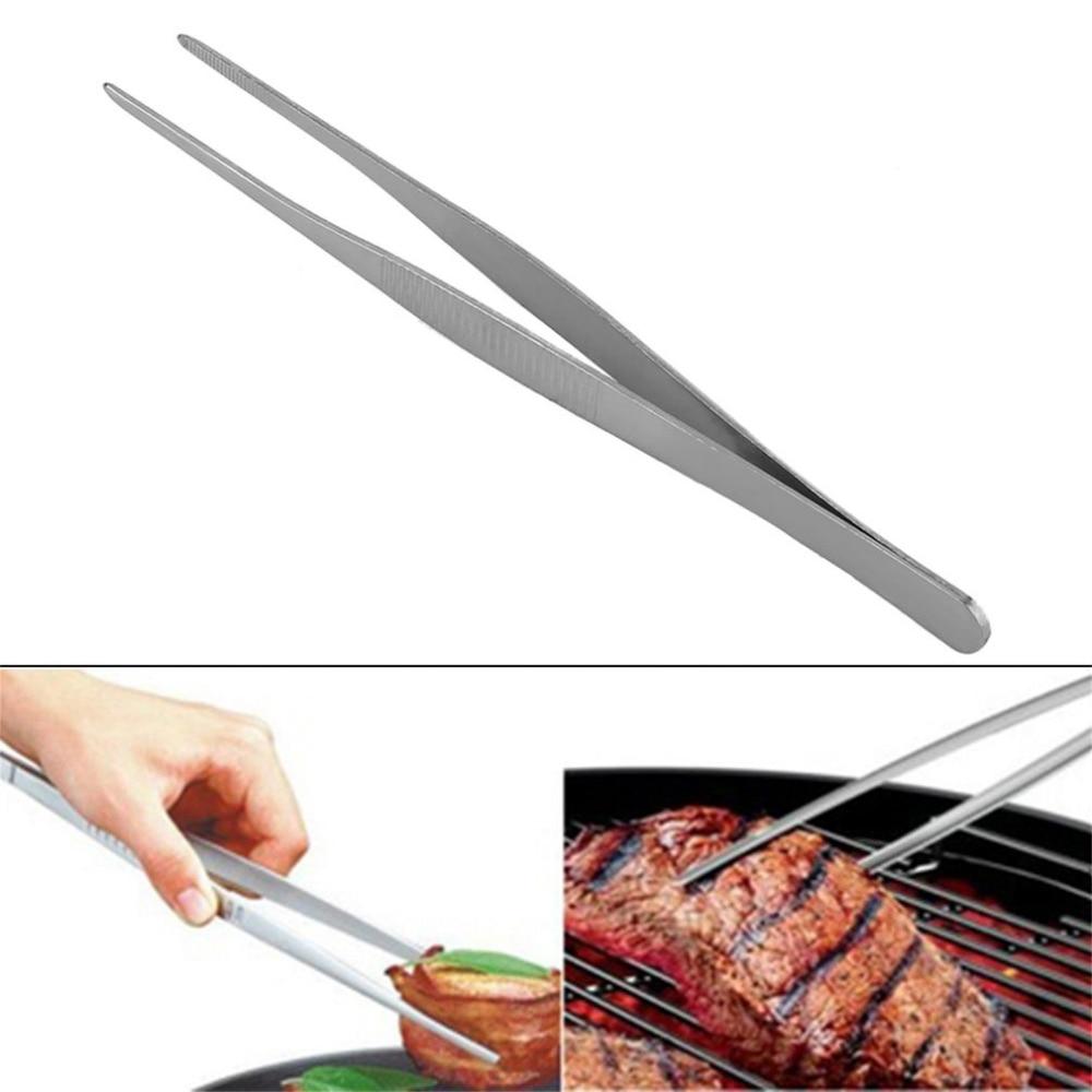 glace tong pince à barbecue cuisine barware l/'acier inoxydable la nourriture