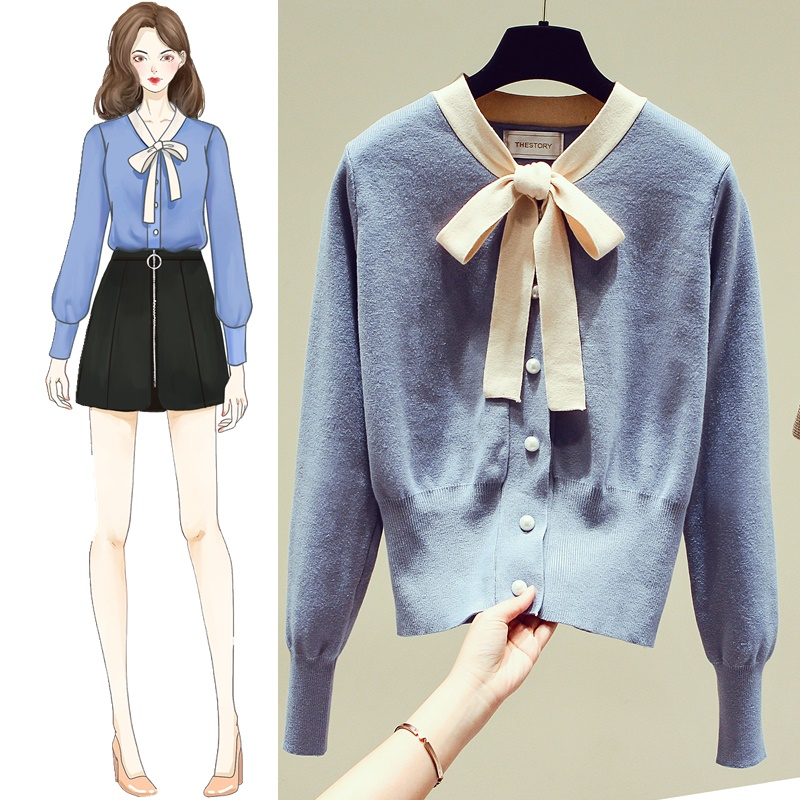 Cardigan for Women Sweaters 2019 New Spring Autumn Korean ...