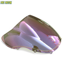 Motorcycle Magic color  Windshield/Windscreen - iridium For Honda CBR 600 F4 1999 2000 99 00 цена в Москве и Питере
