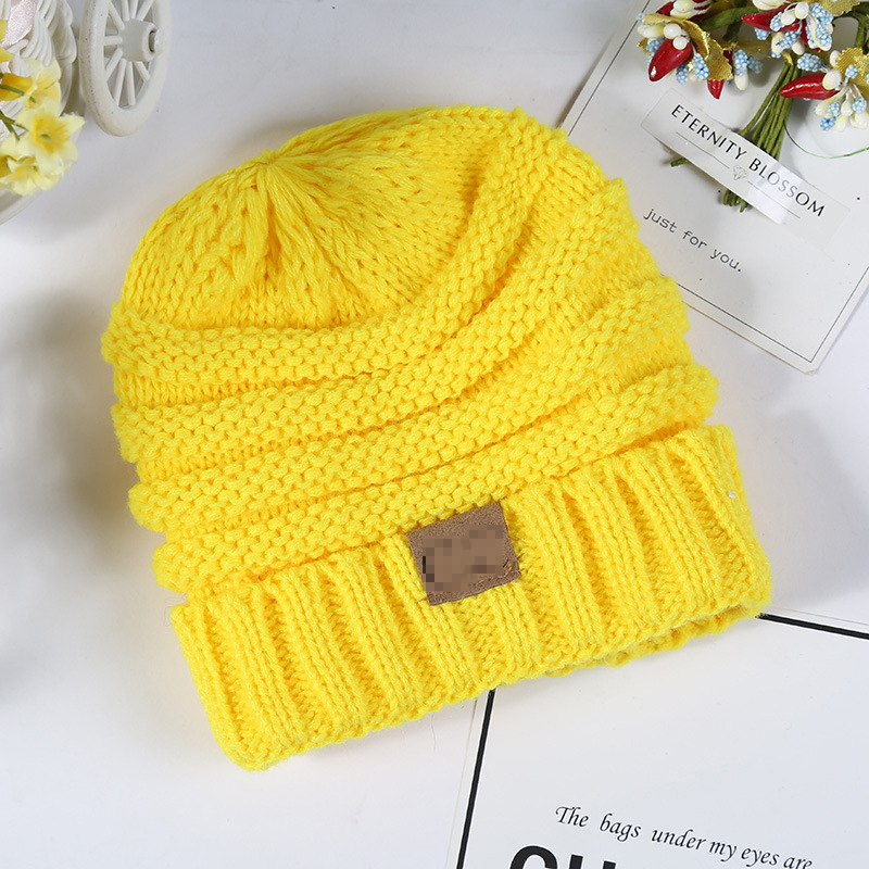 2017 New Fashion Winter Cap For Children Hat Skullies Beanies Baby Hat For Girls Cap Winter Hat For Boys Baby Cap
