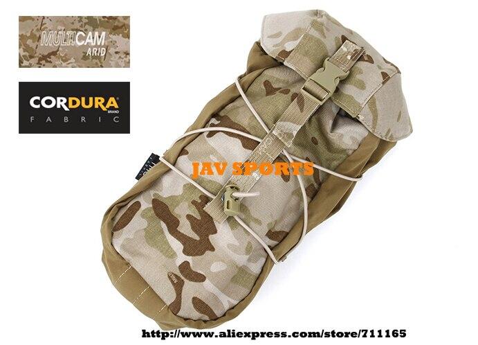 TMC 11x6x4 GP Pouch Multicam Arid Smart Utility MOLLE Pouch Tactical Drop Leg Pouch Free shipping