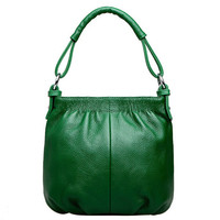 2015 New Luxury Brand Natural Genuine Leather Women S Handbag Wrist Bag Fashion Women Messenger Bags